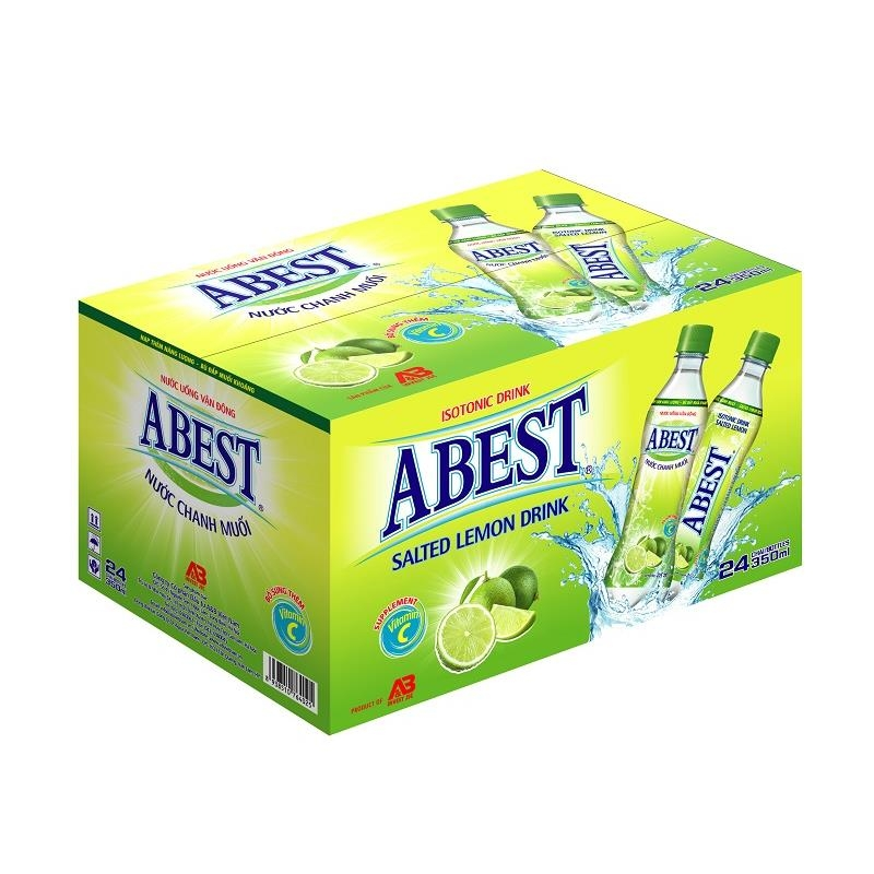 Abest - Salted Lemon drink
