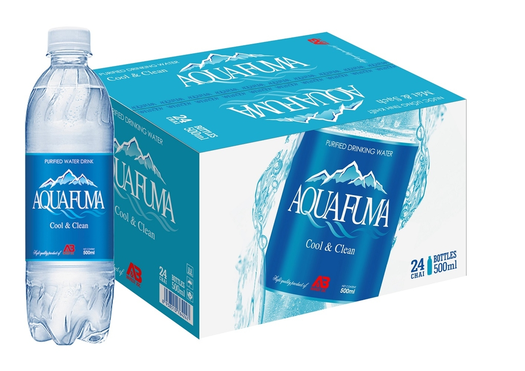 Aquafuma - purified drinking water
