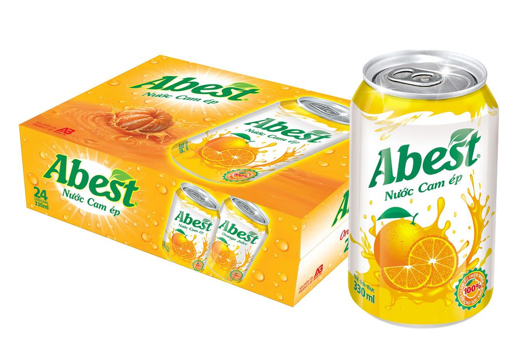 Abest - Orange juice