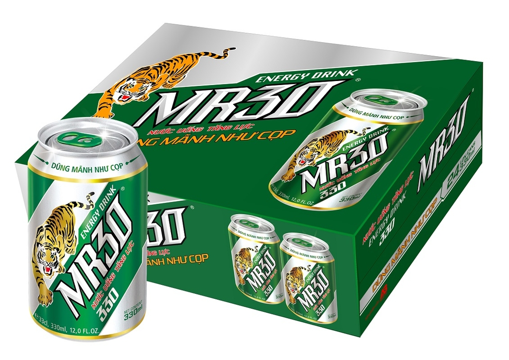 Energy drink MR30 - 330ml