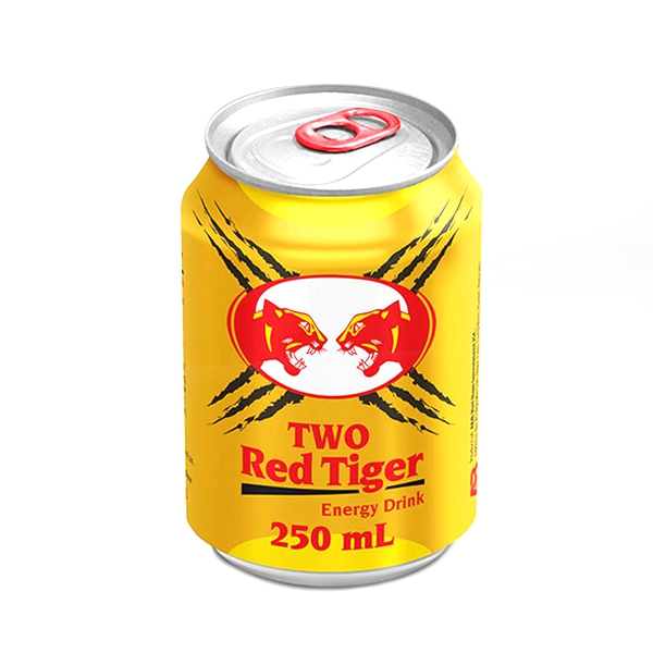 Two Red Tiger - Energy drink
