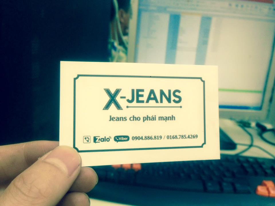 Card X Jeans