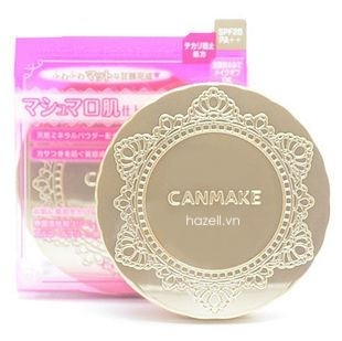 Phấn Phủ Canmake Marshmallow Finish Powder