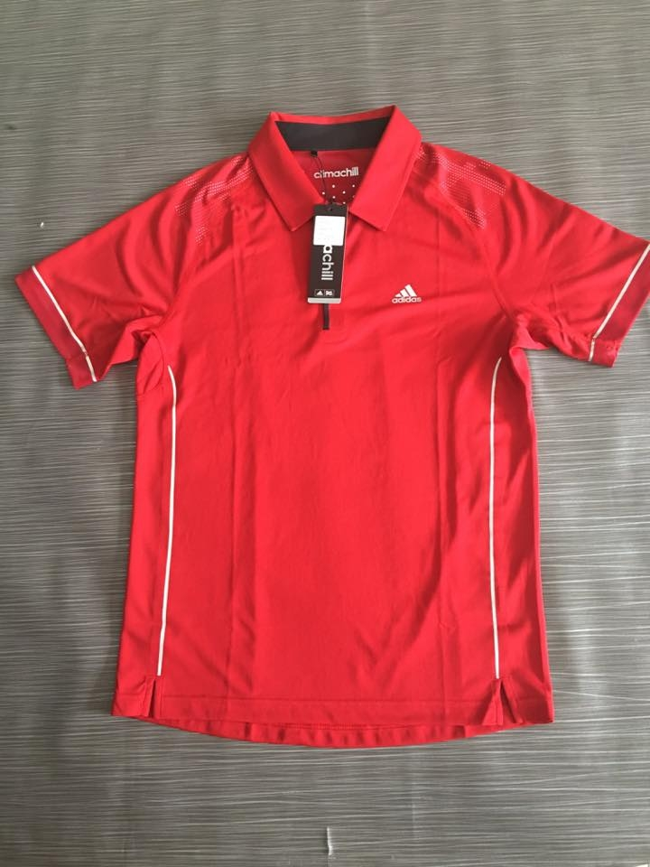 Áo Golf Adidas B19661 Men