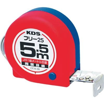 Thước dây KDS - #CF25-55BP ( Double-faced Measuring Tape)