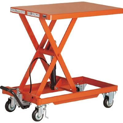 Xe đẩy hàng Trusco - # HLL-E1000 (Work table C/W Lifter)