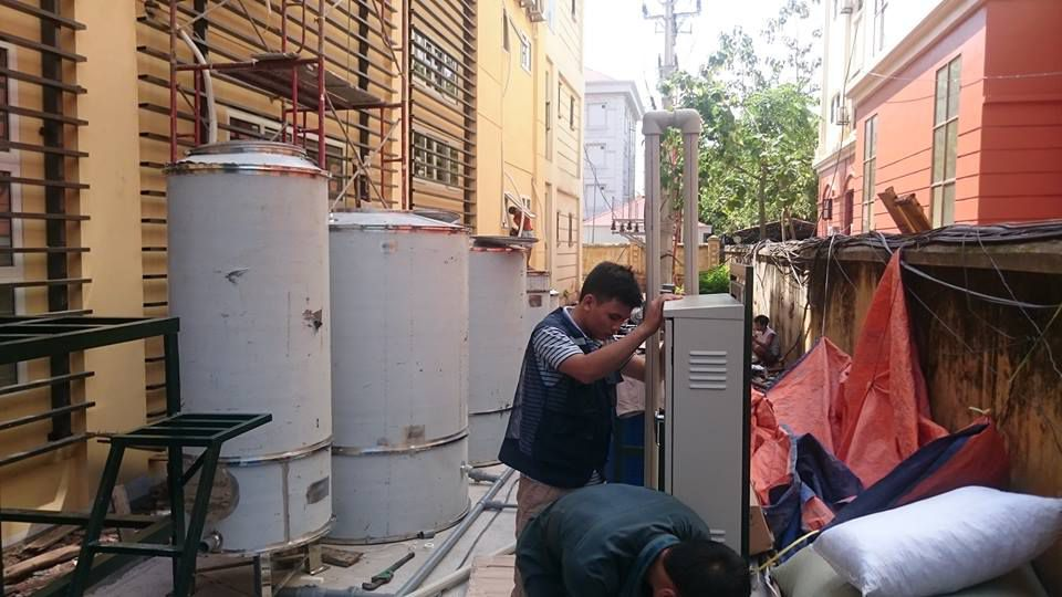 Kết quả hình ảnh cho Xử lý nước thải phòng thí nghiệm