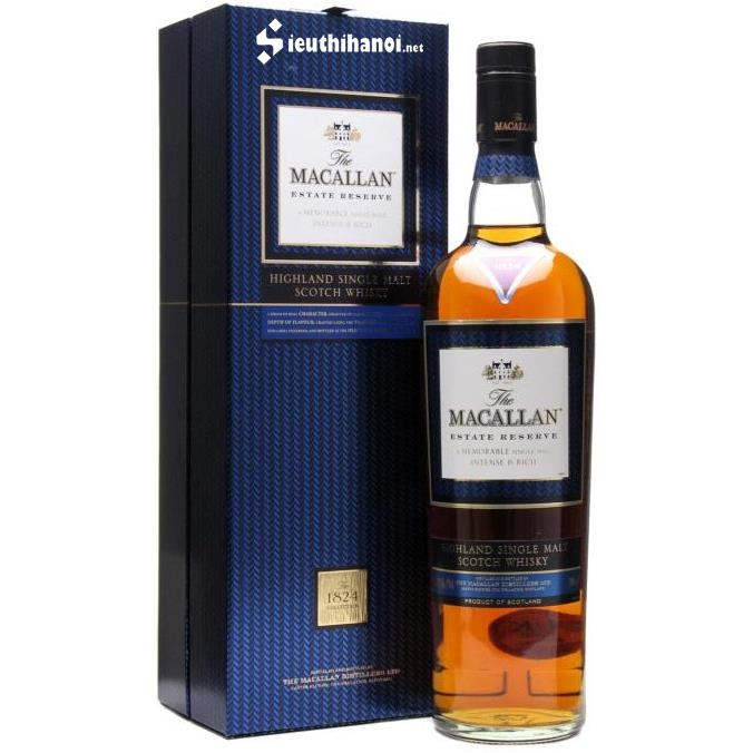 Macallan Estate Reserve 1824