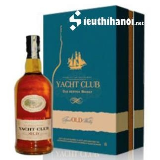 Yacht Club - Finest Old Whisky