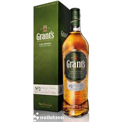 Grant's Cask Edition / Sherry Cask Finish