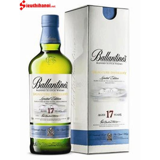 Ballantine's 17 Limited Edition