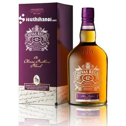 Chivas 12 Limited Edition 1000ml