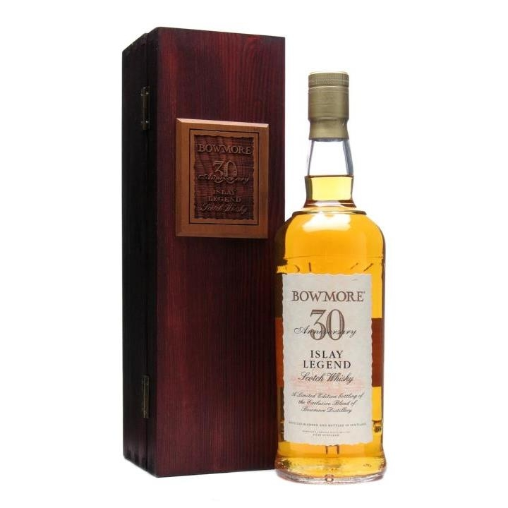 Bowmore 30th Anniversary blend Islay Legend