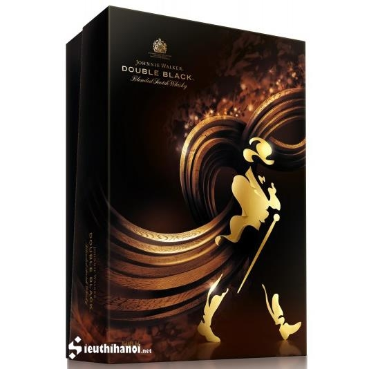 Johnnie Walker Double Black - GiftBox