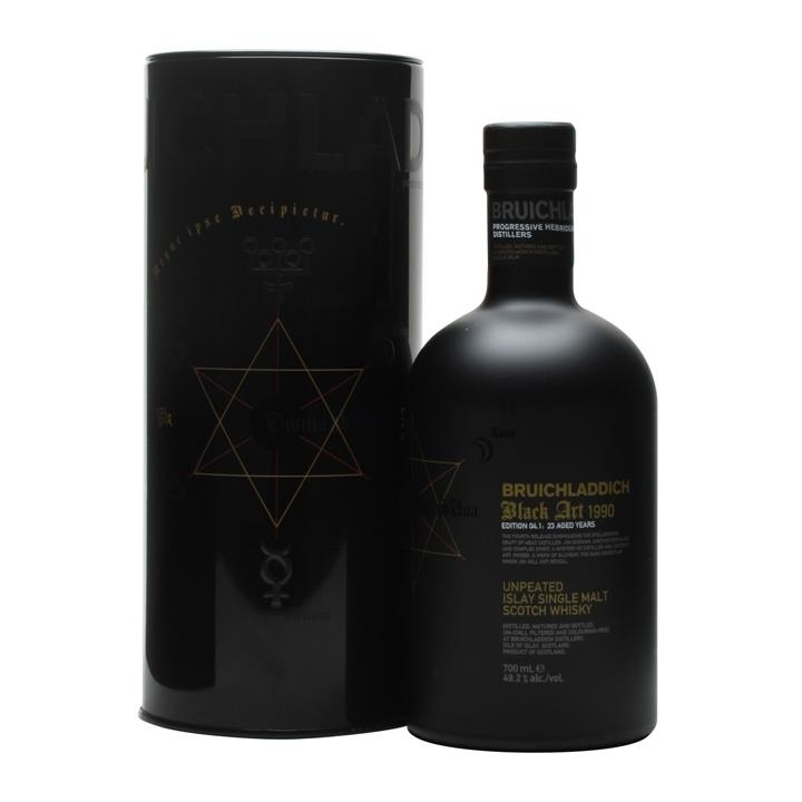 Bruichladdich Black Art 4.1
