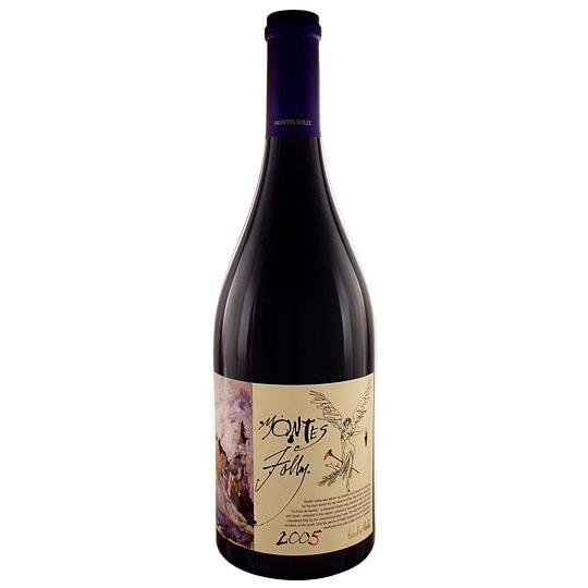Rượu vang Chile Montes Folly (Syrah)