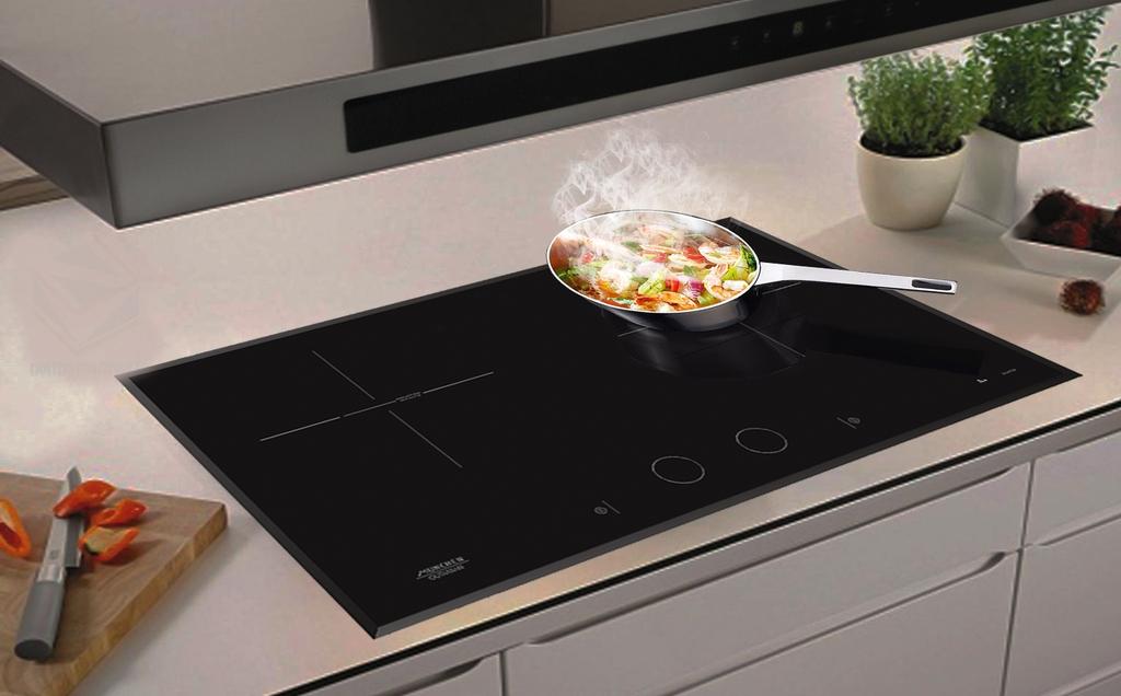 Bếp từ Munchen GM292IN giao diện mới, cùng nhiều tính năng hiện đại