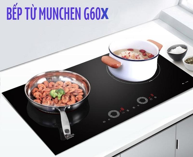 Khách hàng nhận được gì khi mua bếp từ Munchen G 60X với giá hơn 15 triệu