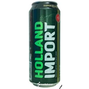Holland Import - Super Strong Beer