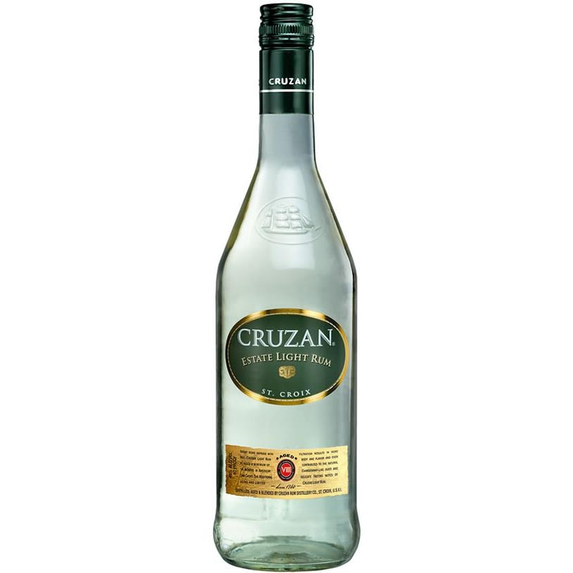 Rum Cruzan Estate Light