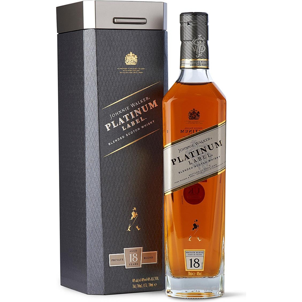 Johnnie Walker Platinum 18 Y.O