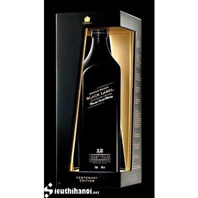 ruou Johnnie Walker Black Label Centenary Edition