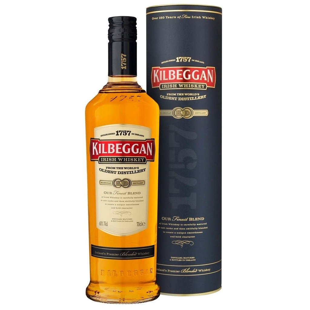 Rượu Kilbeggan Irish Whiskey