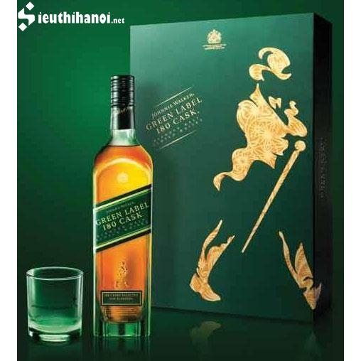 Johnnie Walker Green Label 180 Cask