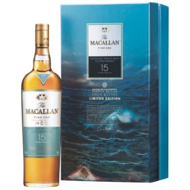 Macallan 15 Năm Gift Box 2016