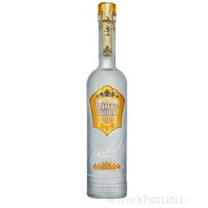Vodka White Gold Premium