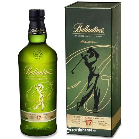 Ballantine's 17 Golf Limited Edition