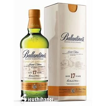 Ballantine's 17 Miltonduff Limited Edition