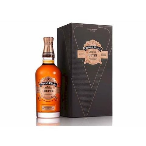 Chivas Regal Ultis blended malt