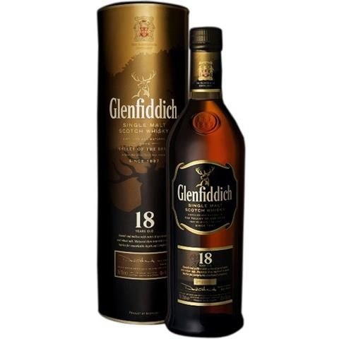 Glenfiddich 18 năm 1000ml