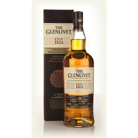 Rượu The Glenlivet Master Distiller's Reserve 1824 - 1000ml