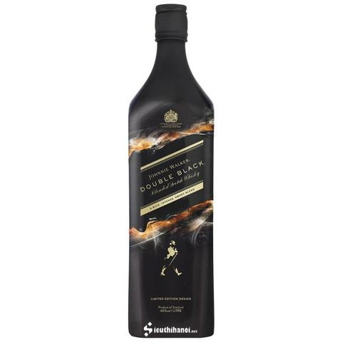 Johnnie Walker Double Black Limited Design 2016