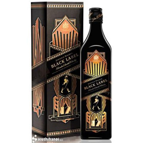 Johnnie Walker Black Label Limited Design