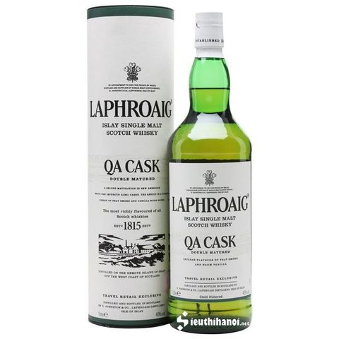 Laphroaig QA Cask - Double Matured 1 lít