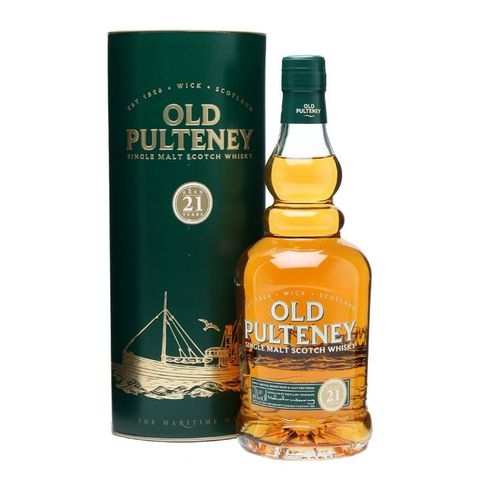 Old Pulteney 21 năm
