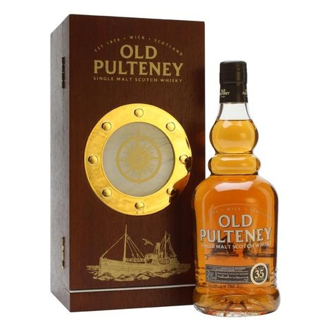 Old Pulteney 35 năm