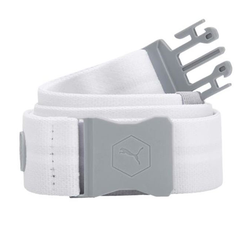 Dây lưng Puma Ultralite Stretch Belt - White 05353801(D62)