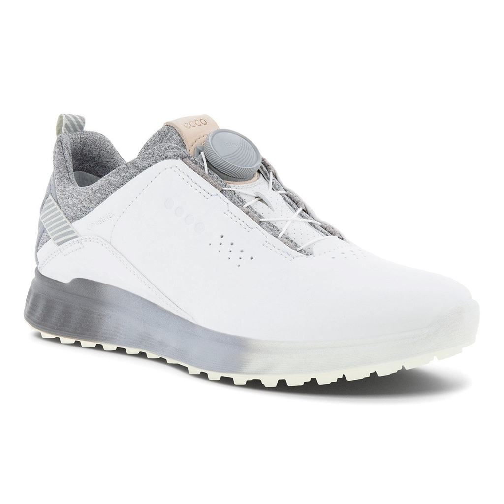 Giày golf Nữ ECCO S-THREE BOA 10291359021 (ws67) | Linking Golf