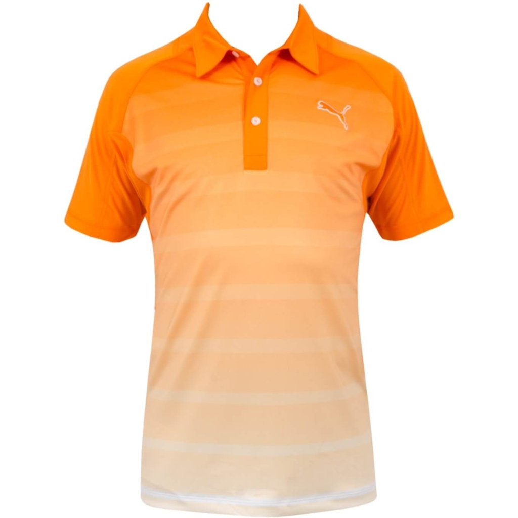 Áo Golf Nam  PUMA Titan stripe polo 569099 (A531)