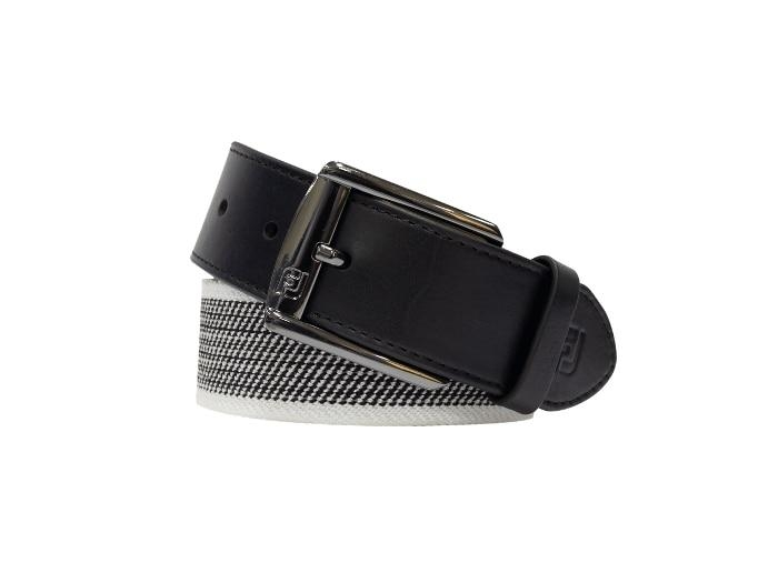 Dây lưng FJ Leather Belt with Stretchable Band NEW #69205(D89)|Linking...