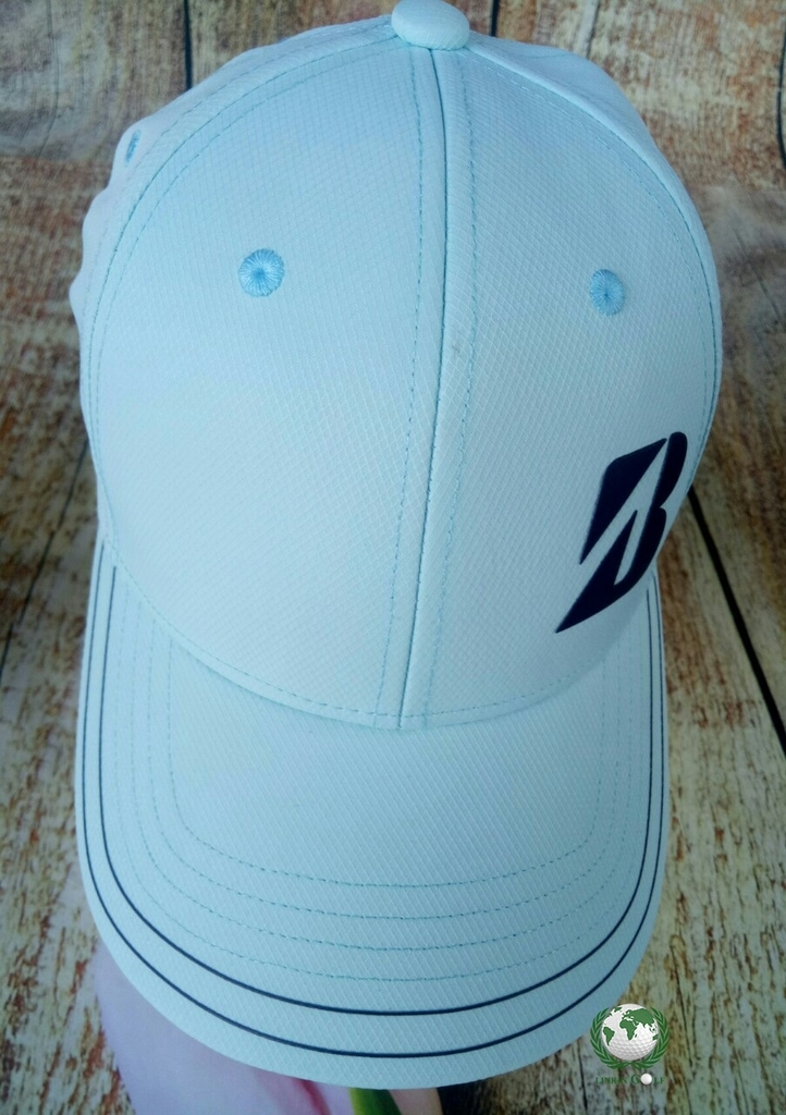Mũ Golf Bridgestone Tour B Cap Blue Color (N136) | Linking Golf