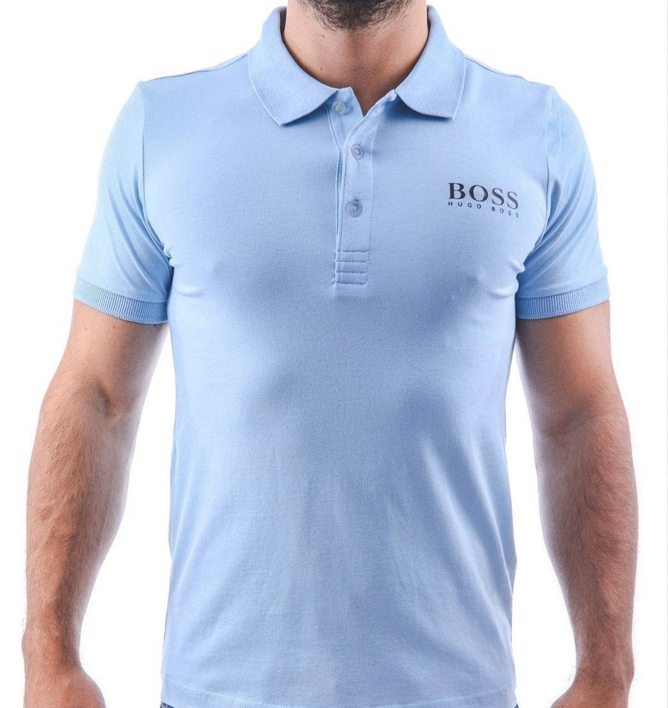 Áo golf nam HUGO BOSS PL BS 004 (A768)|Linking Golf