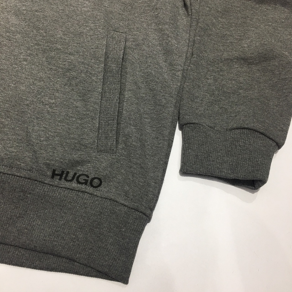 Áo golf nam HUGO BOSS MEN FULL ZIP HOODIE (A773)|Linking Golf