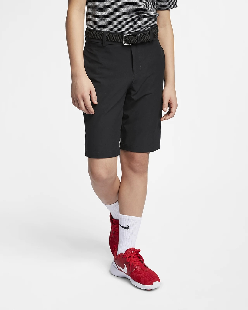 Quần golf trẻ em BOYS  NIKE FLX SHORT 832770-010 (JQ11)/ Linking Golf