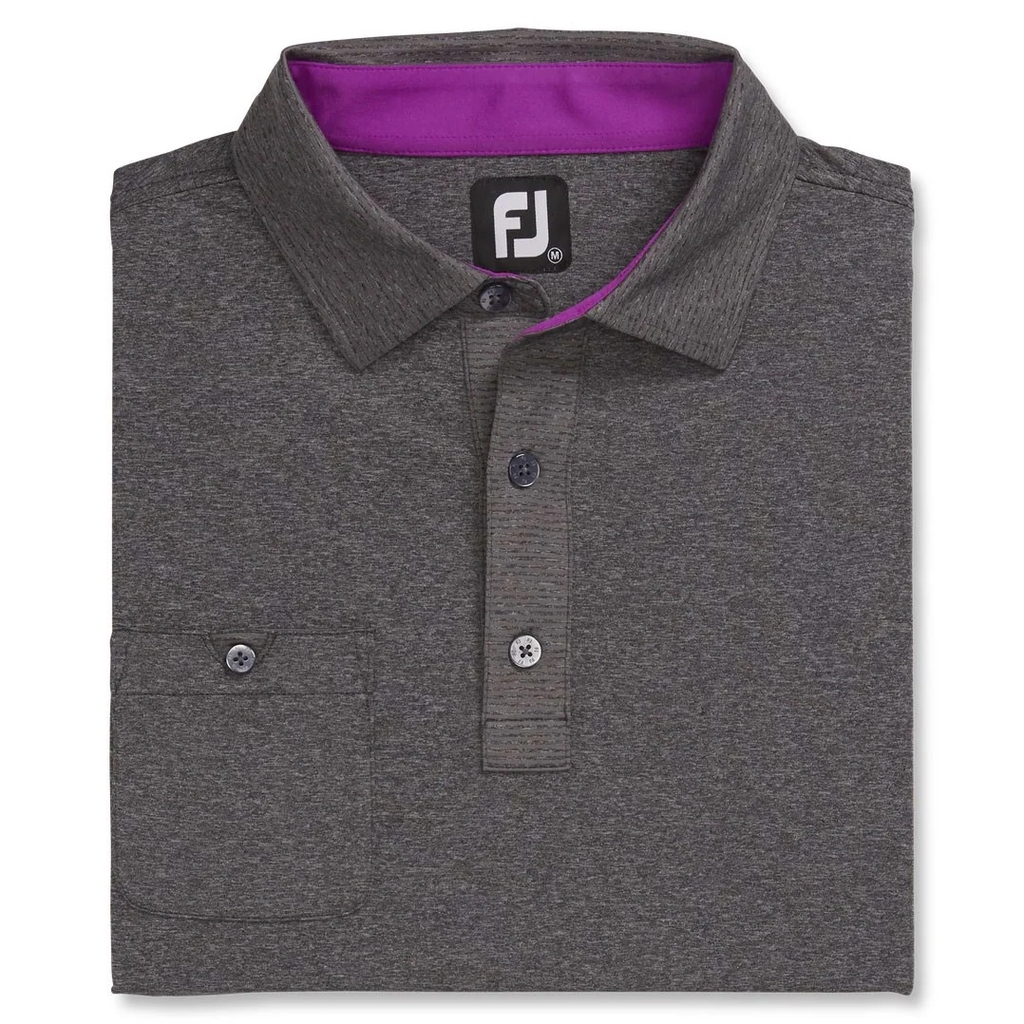 Áo golf nam FJ Pinstripe 82579(A2027)|Linking Golf
