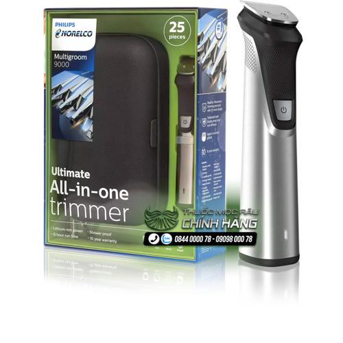 Tông đơ Philips Norelco Multigroom 9000